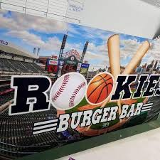 Rookie's Burger Bar