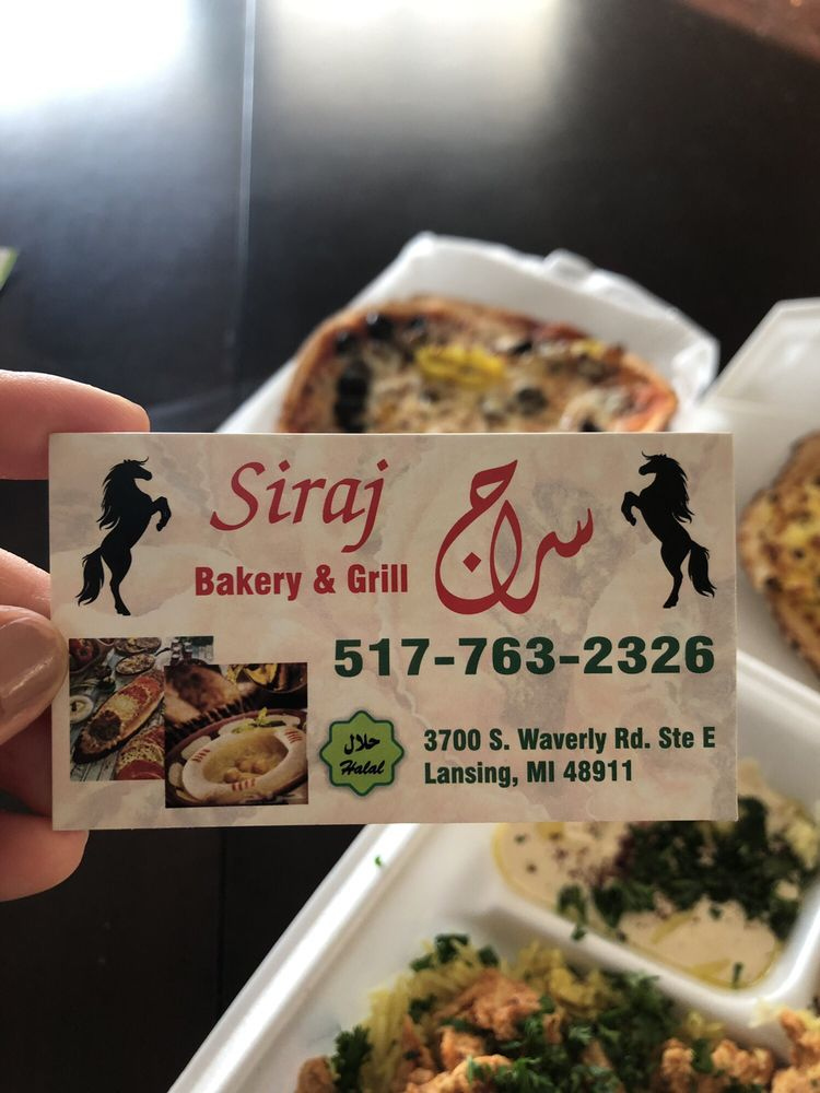 Siraj Bakery and Grill