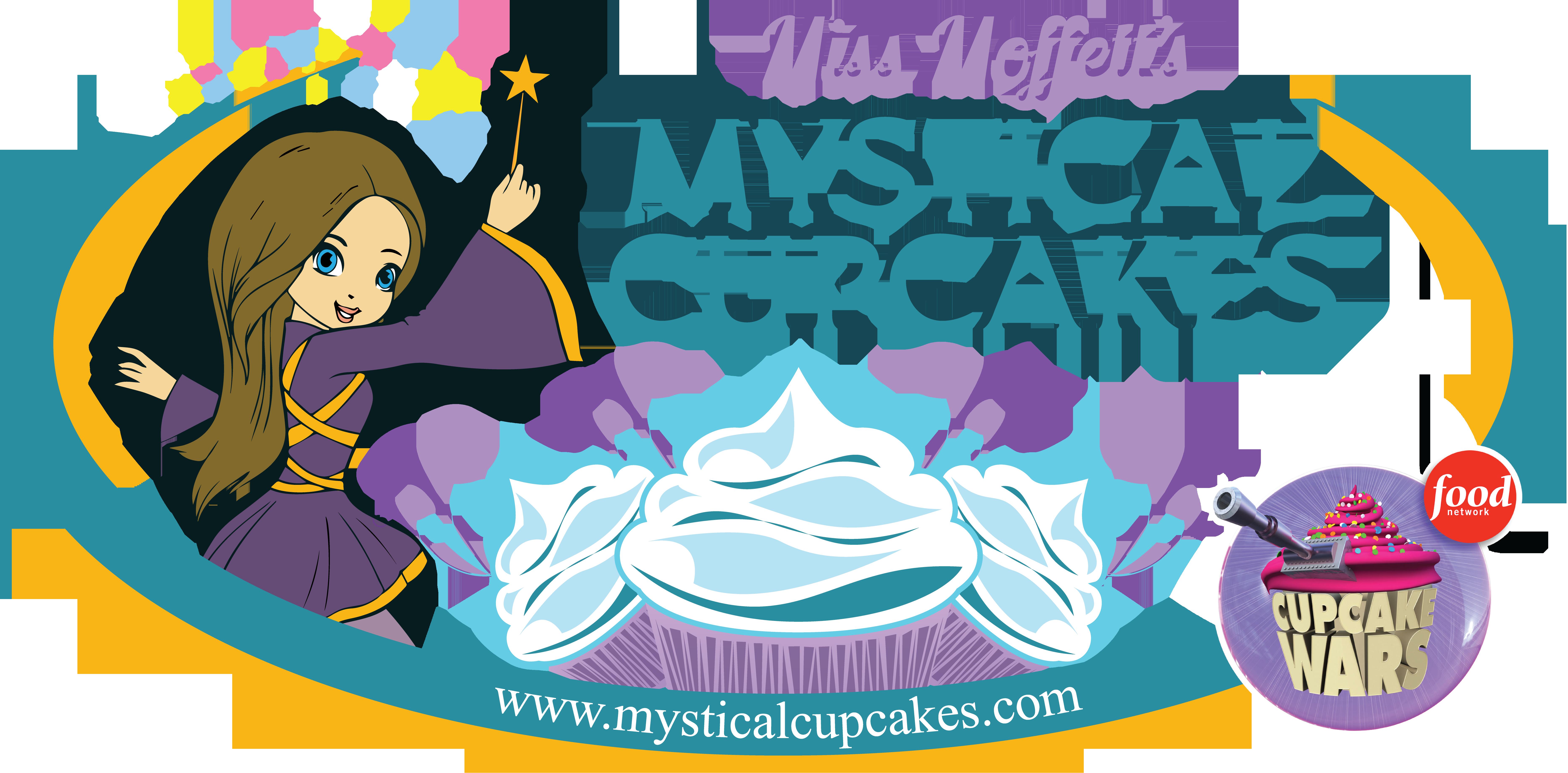 Miss Moffett's Mystical Cupcakes (Mall)