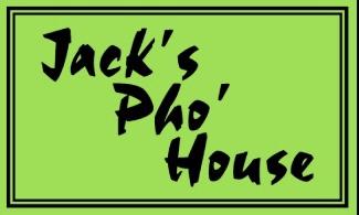 Jack's Pho' House