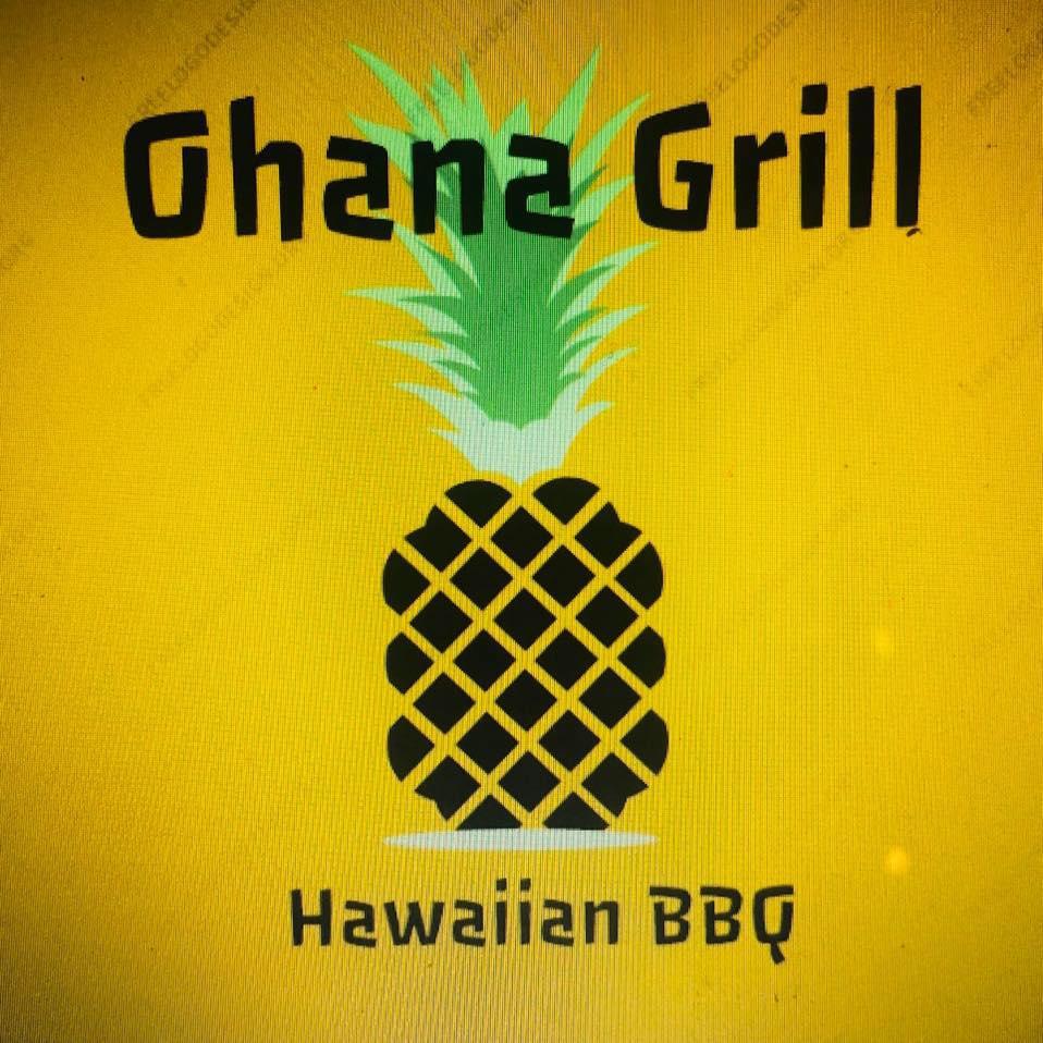 Ohana Grill Hawaiian BBQ - COPY