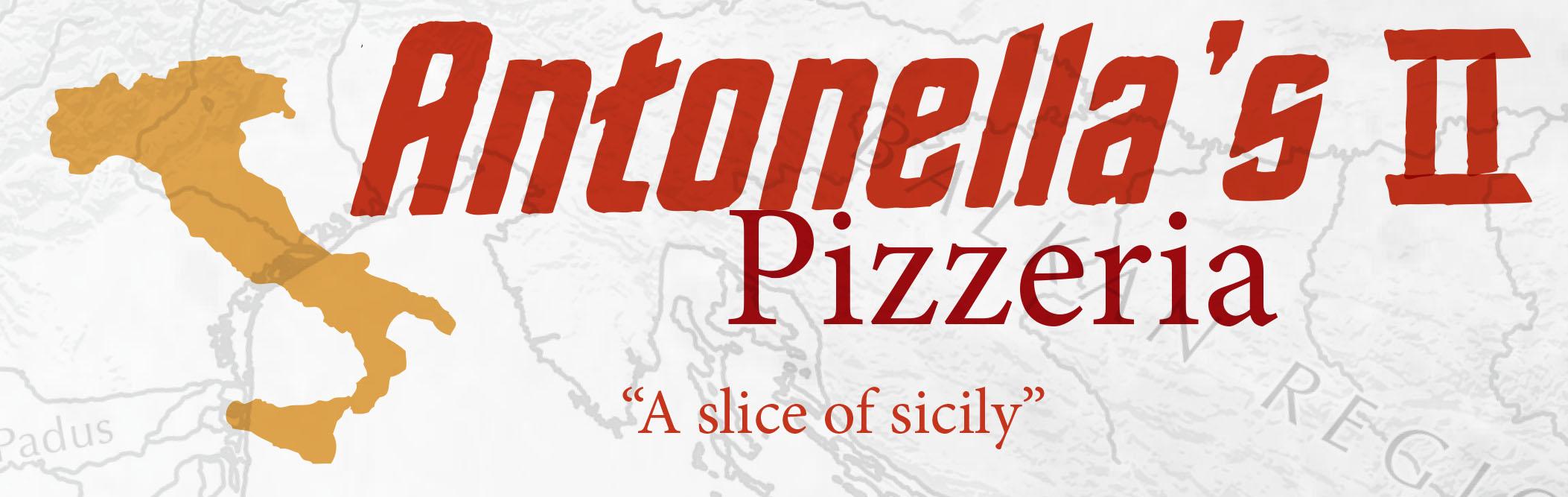 Antonella's II Sicilian Pizzeria