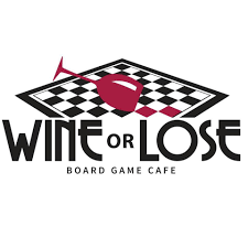 Wine or Lose Board Game Cafe