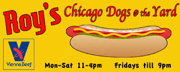 Roy's Chicago Dogs at the Yard