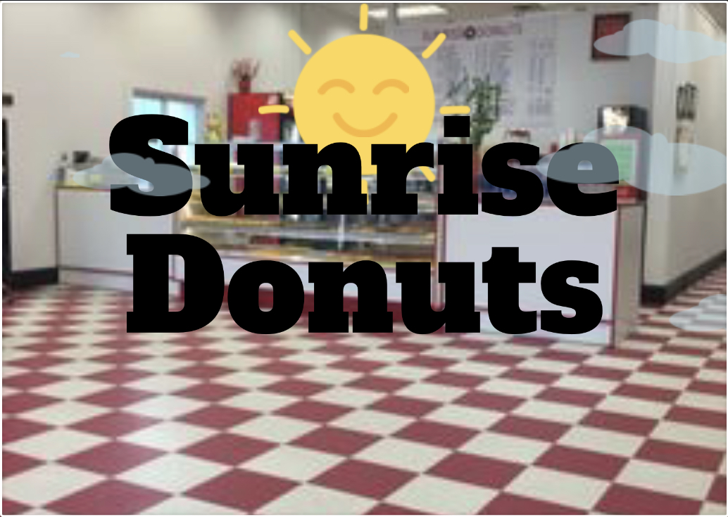 **NEW** Sunrise Donuts
