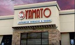 **NEW** Yamato Japanese Steak House