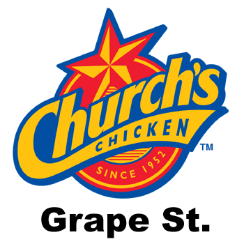 Church's Chicken-Grape