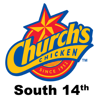 Church's Chicken S 14TH