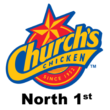 Church's Chicken N 1ST