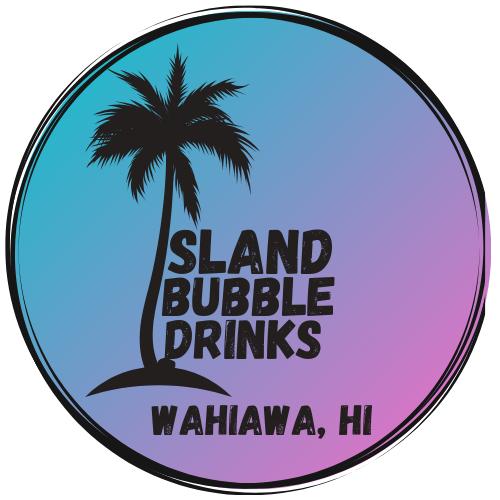 Island Bubble Drinks