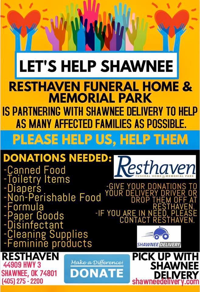 Let's Help Shawnee