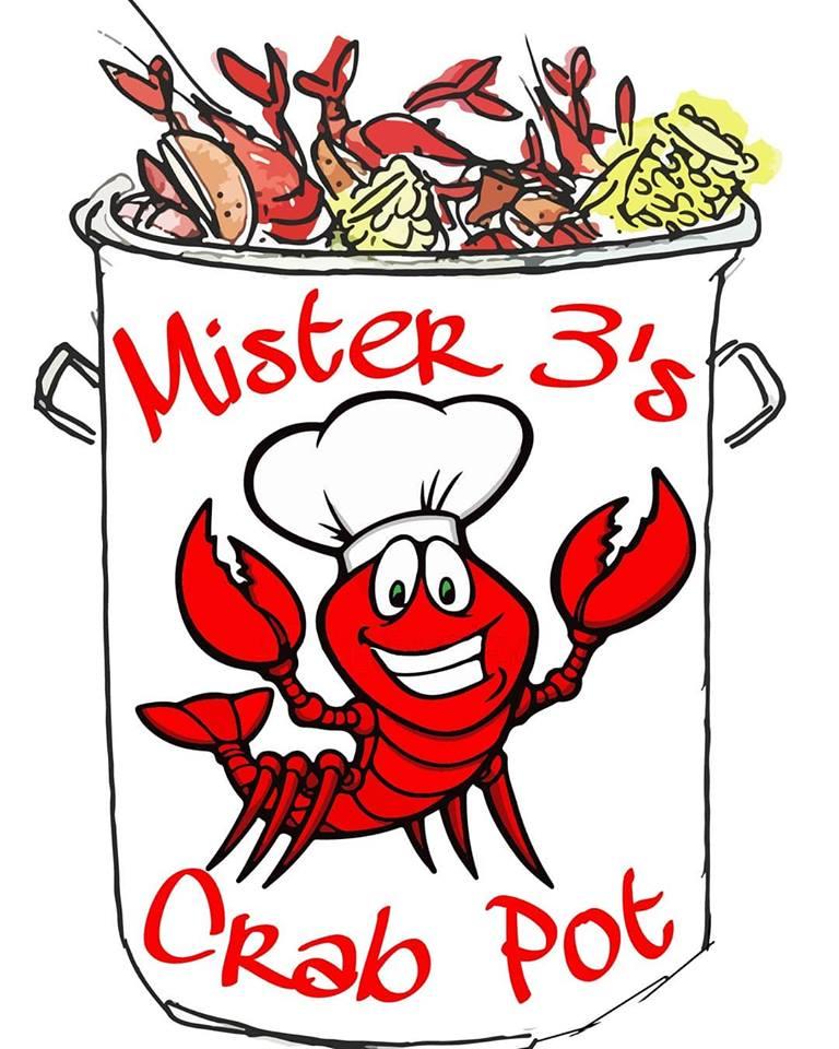 Mr. 3's Crabpot