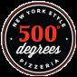 500 Degrees Pizza