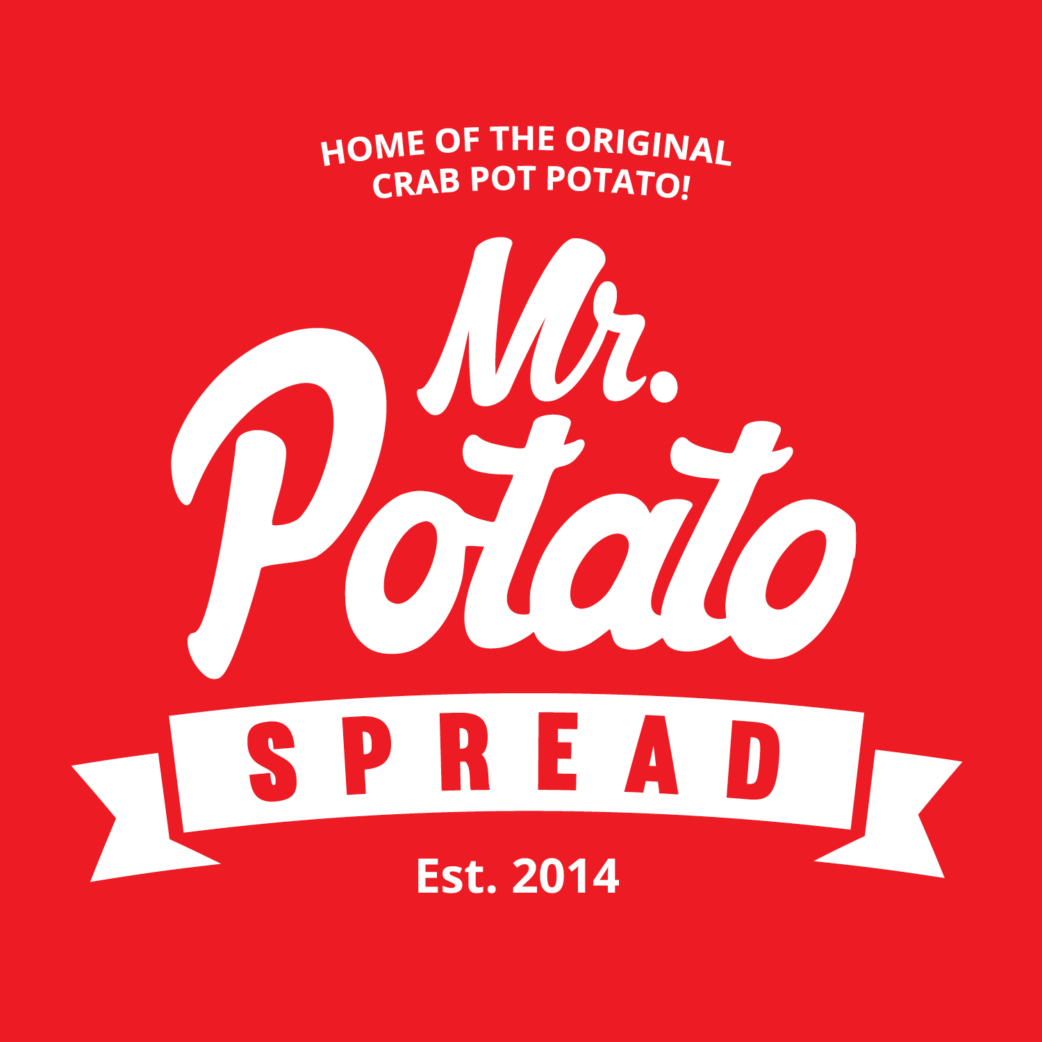 Mr. Potato Spread