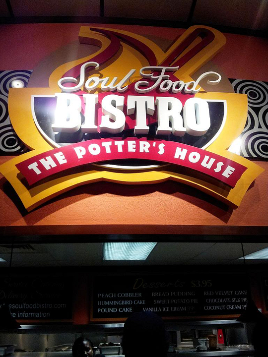 Soul Food Bistro (Potter's House)