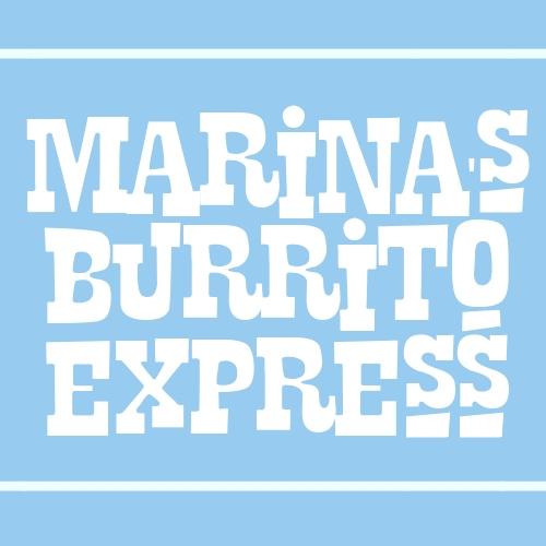 Marina's Burrito Express