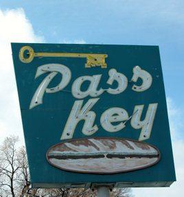 Pass Key - Abriendo
