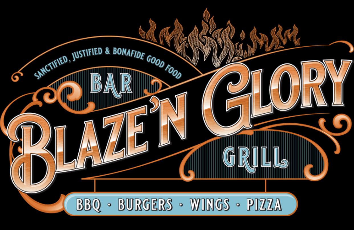 Blaze'n Glory Bar & Grill