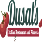 Dusal's Italian Restaurant Catering Menu