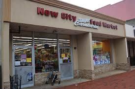New City Food Market