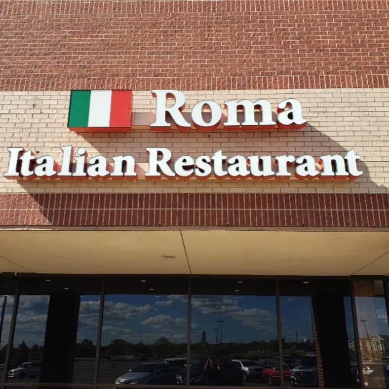 Roma Italian Restaurant Ada