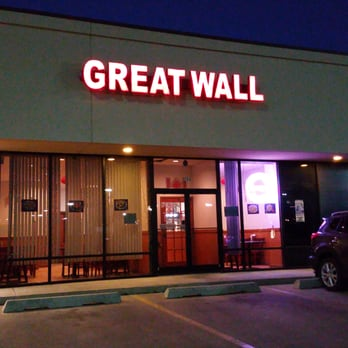 Great Wall El Reno