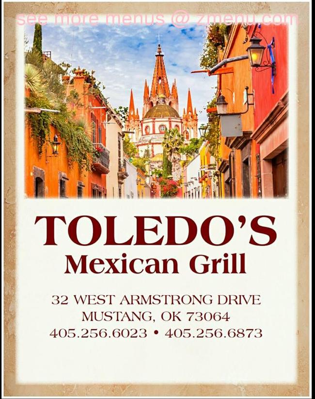 Toledo's Mustang