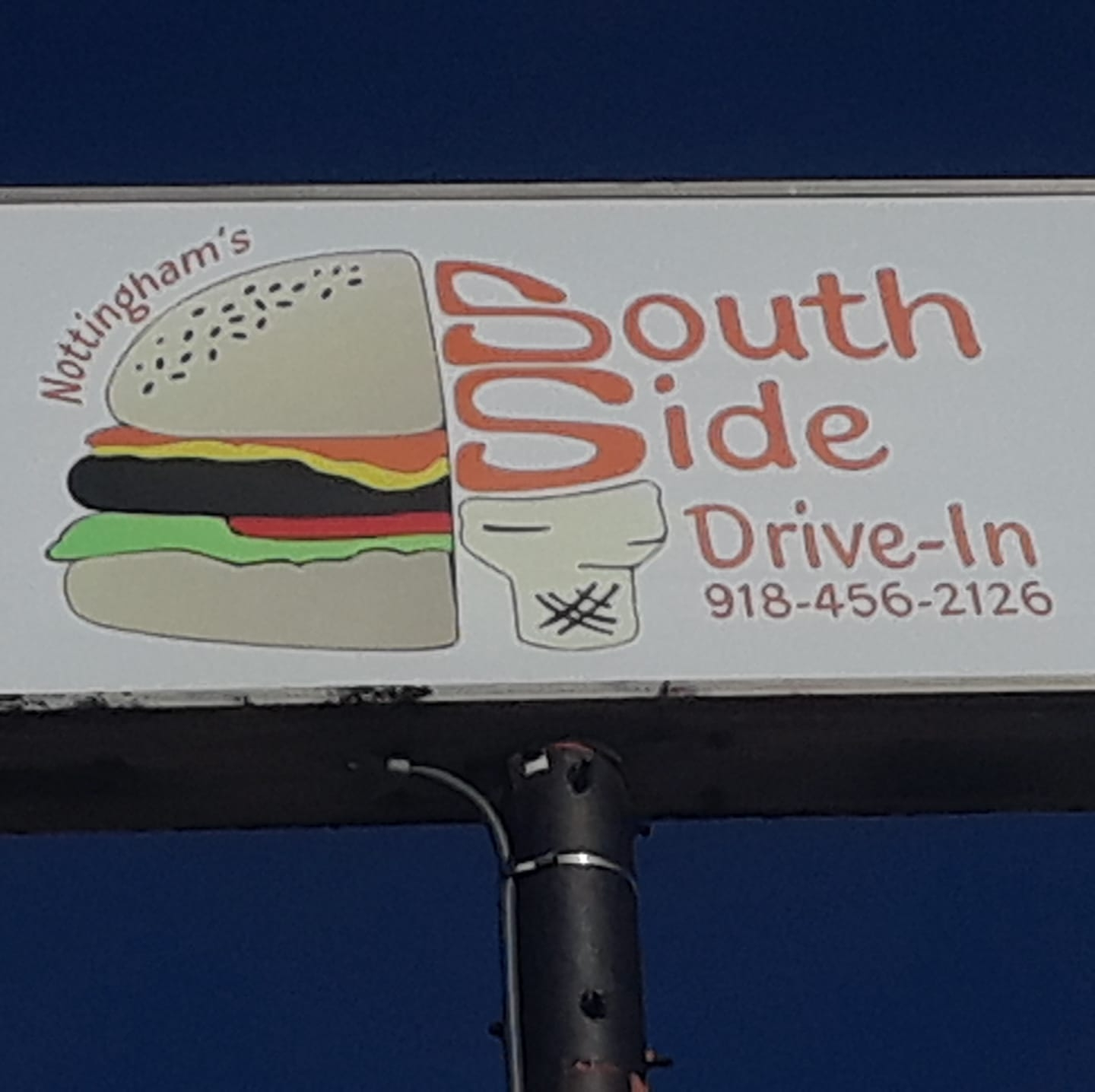 Southside Drive in Tahlequah