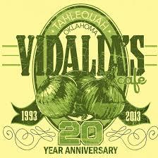 Vidalia's Tahlequah