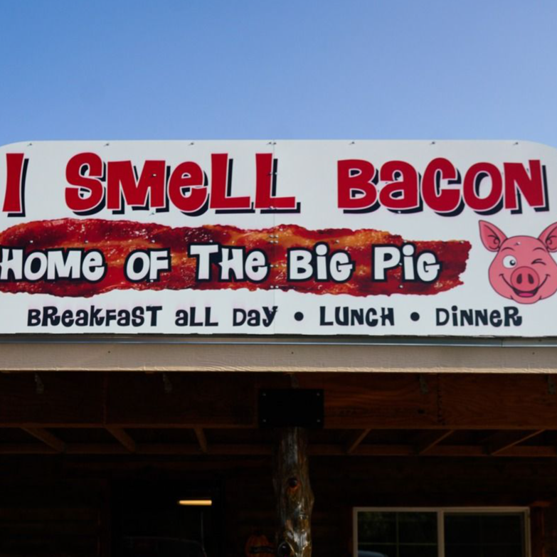 I Smell Bacon Eufaula