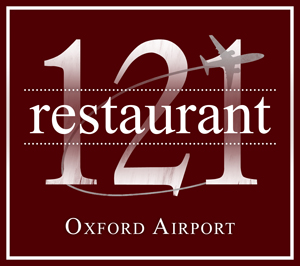 121 Restaurant at Oxford Airport