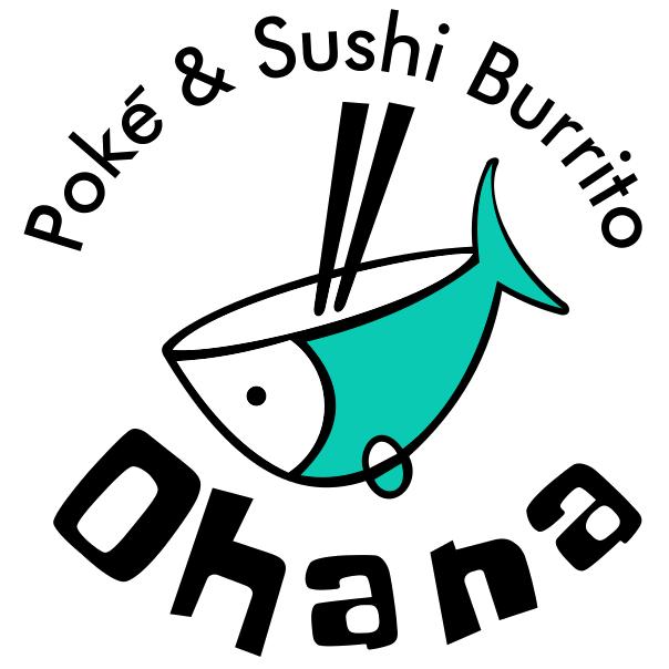 Ohana Poke & Sushi Burrito