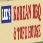Lee's Korean BBQ & Tofu House