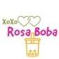 Xo Xo Rosa Boba