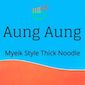 Aung Aung Myeik Style Thick Noodle